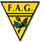 Logo de la Federación Atlética Guipuzcoana.