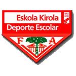 Logo de la Federación Atletica Vizcaina