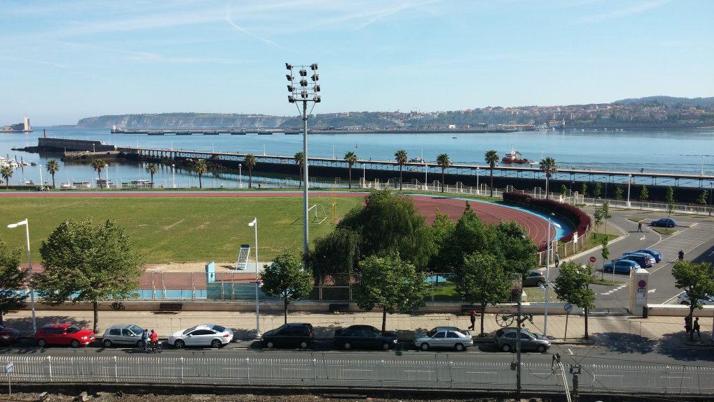 Polideportivo del Club de Atletismo de Santurtzi
